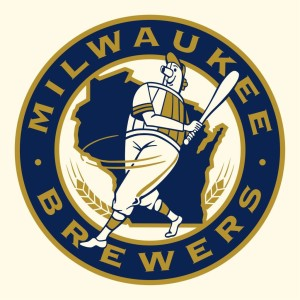 Milwaukee Brewers Circle Logo