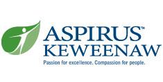 Aspirus Keweenaw Recognized