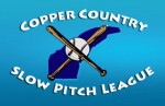 Copper Country Slow Pitch Logo