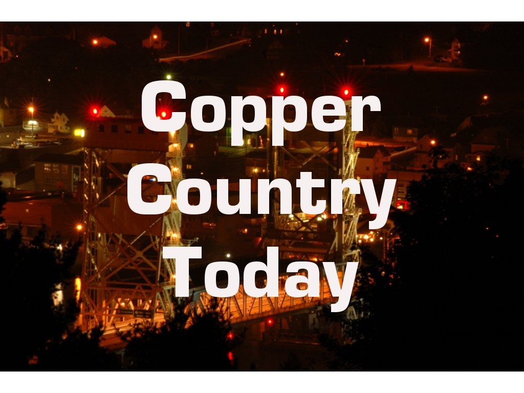Copper Country Today Logo