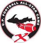 UP All Star Football Game Logo