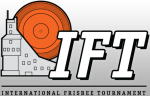 International Frisbee Tournament Logo