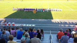 Volunteer Field Dedication