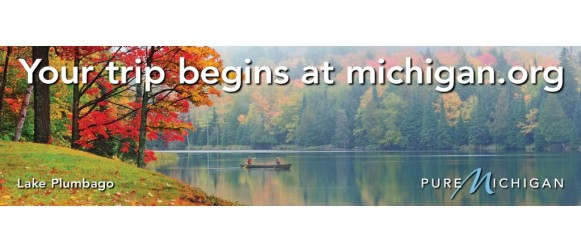 Baraga County Site Featured in Pure Michigan Campaign