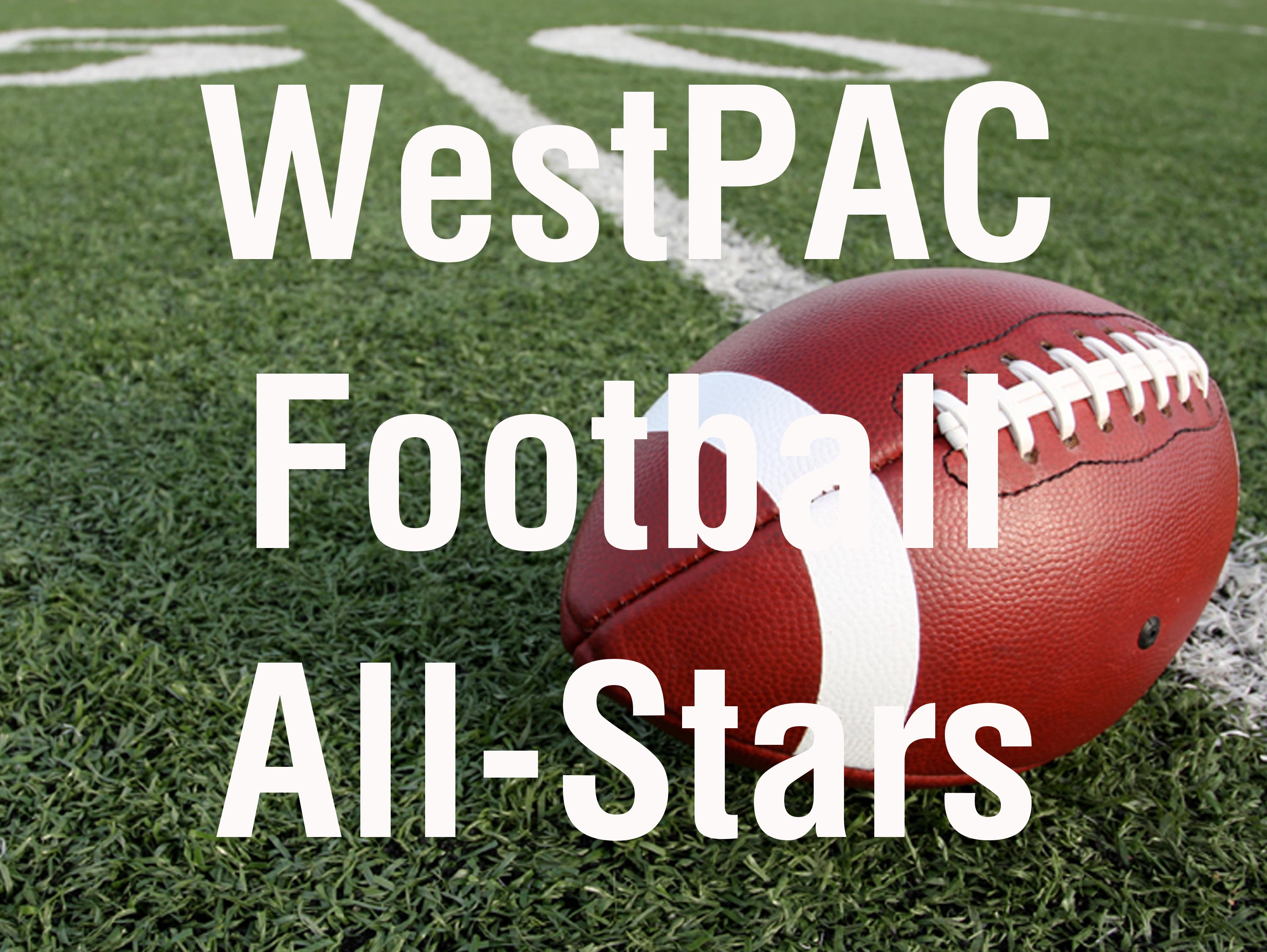 WestPAC Football All-Stars