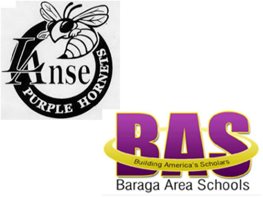 L'Anse Baraga Logos