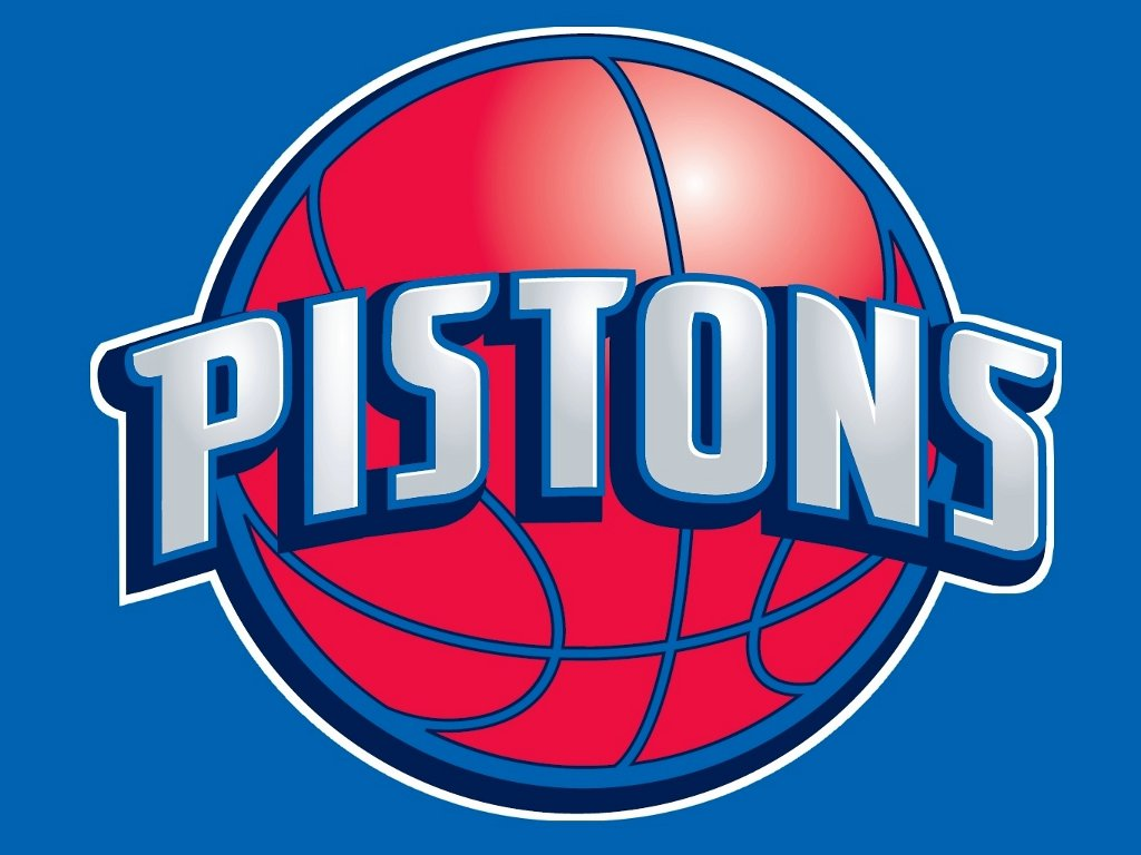 Pistons Logo Feature
