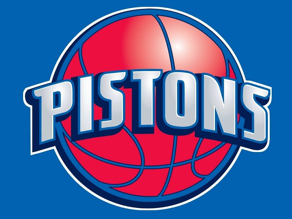 Pistons Logo Feature