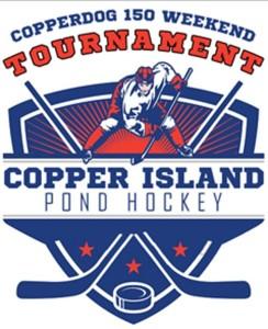 CD150 Hockey Logo