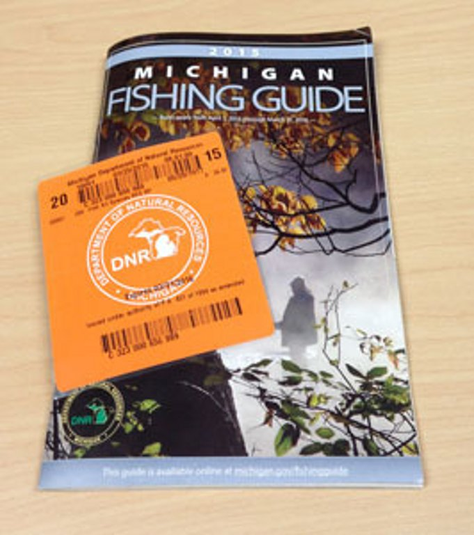 Fishing deadlines near keweenaw report for Michigan non resident fishing license