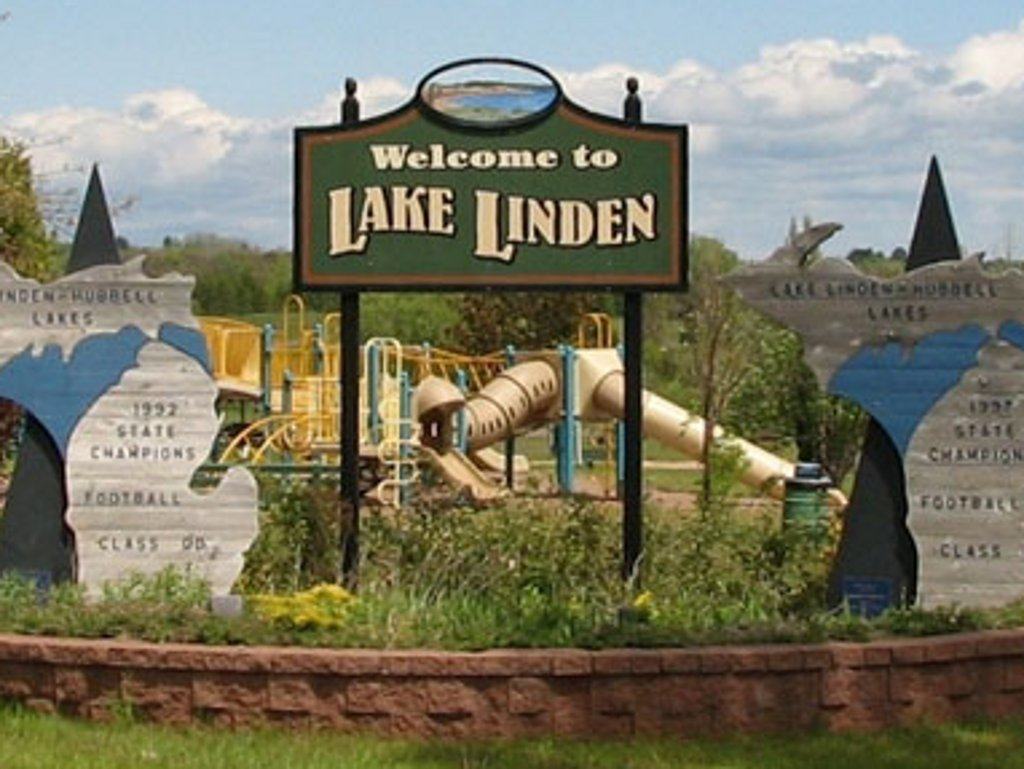 lake linden Village of lake linden 41 likes 1 talking about this municipal government providing street, garbage, water and recreational services to our residents.