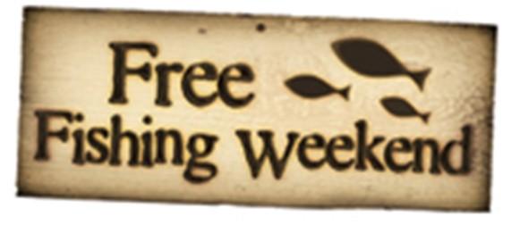Free fishing weekend weekly fishing report keweenaw report for Michigan one day fishing license