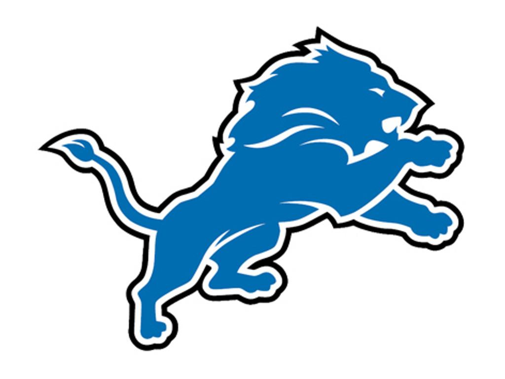 Detroit Lions Logo Feature