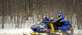 State Police Urge Snowmobile Safety