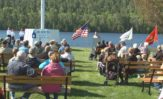 Memorial Day Observed At Fort Wilkins In Copper Harbor