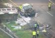 Beartown Firefighters Crash in Minnesota - KSTP Image