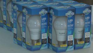 LED Light Bulbs HEET