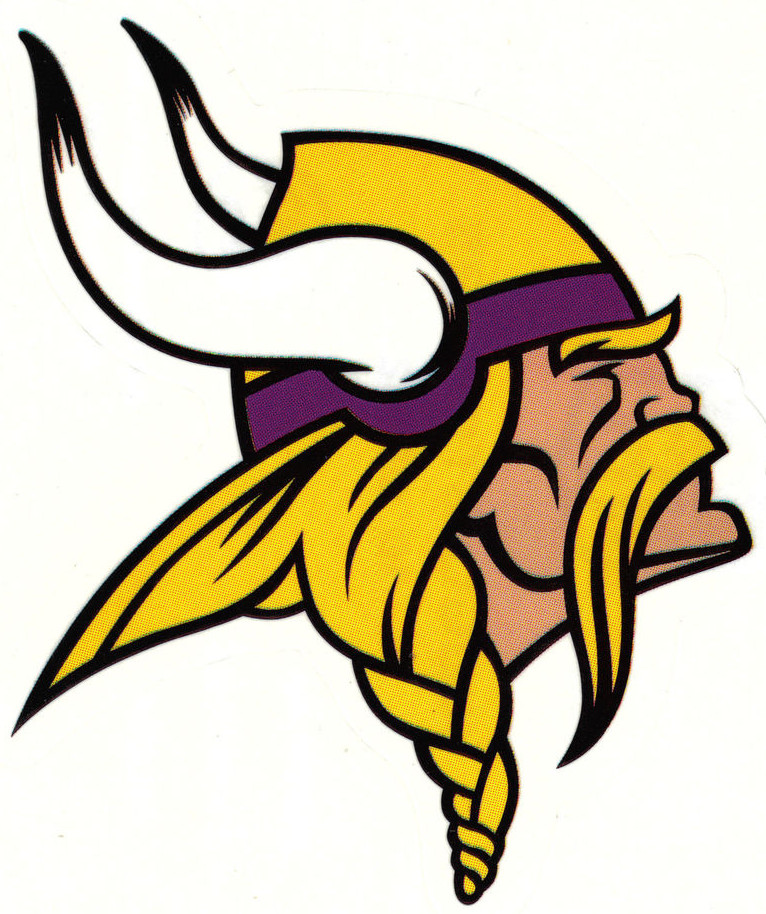 minnesota vikings logo keweenaw report