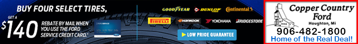 CC Ford Tire Rebate