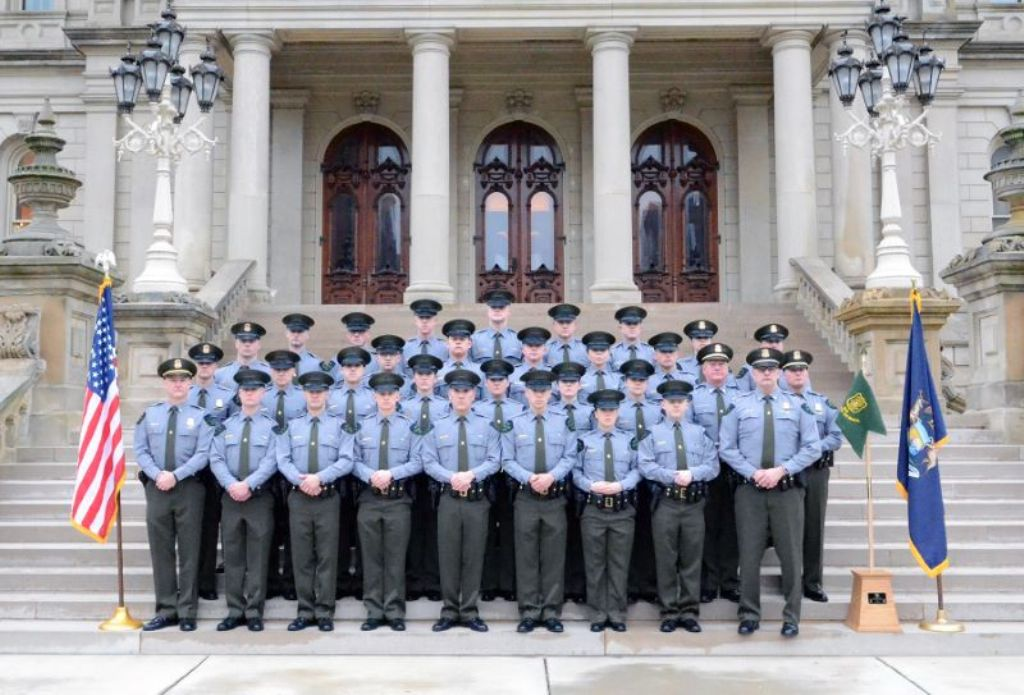 Law Enforcement Ranks >> DNR Graduates 24 New Conservation Officers - Keweenaw Report