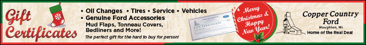 CC Ford Gift Certificates